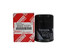 Toyota Genuine Parts 90915-YZZF1 Oil Filter from Toyota