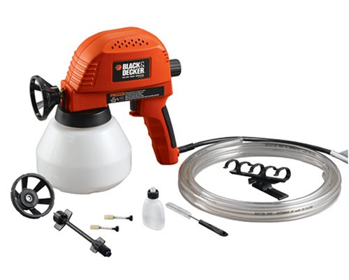 Black & Decker C800615  Airless Deluxe Paint Sprayer