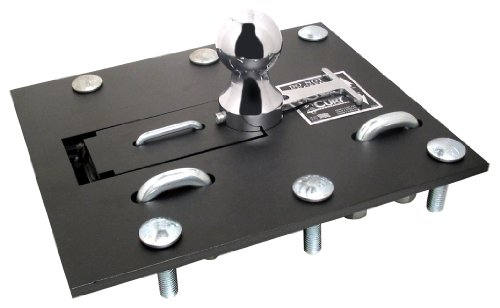 Cheapest Price! Curt Manufacturing 61052 Folding Ball Gooseneck Hitch Assembly