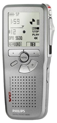 "Philips Digital Pocket Memo 9600 - Digital voice recorder - display: 1.71"""