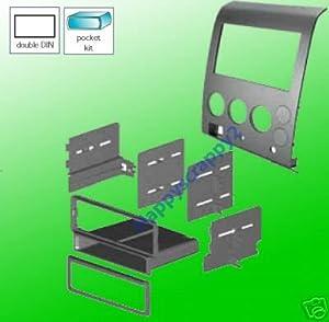 stereo install dash kit nissan titan 04 05. Black Bedroom Furniture Sets. Home Design Ideas