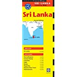 Periplus Travel Maps Sri Lanka: Country Map
