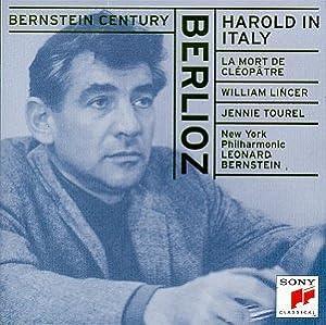 Conducts Berlioz-Harold in Ita