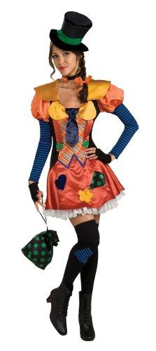 Female Raggedy Hobo Costume