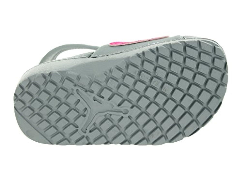 56033a3662ec5b ... Nike Jordan Toddlers Jordan Hydro 3 Gt Mtlc Platinum White Hyper Pink  Sandal 9