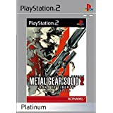 Metal Gear Solid 2: Sons of Liberty (PS2)by Konami