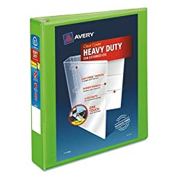 Avery One Touch EZD Heavy-duty Binder