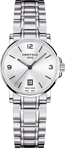Certina Ladies 'Watch XS Analog Quartz Stainless Steel c017.210.11.037.00