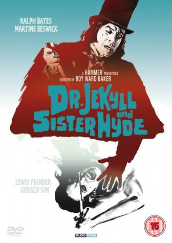 Dr. Jekyll and Sister Hyde [DVD]