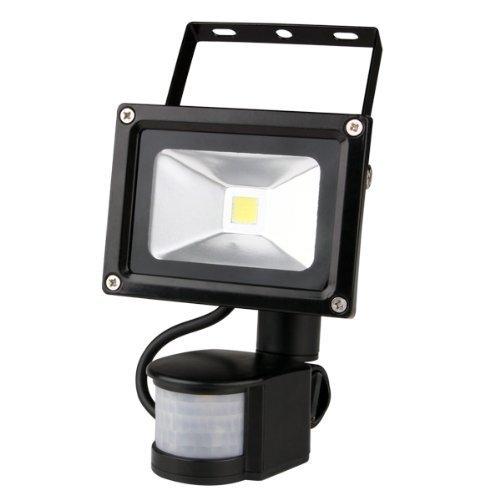 Projecteur LED à détecteur de mouvement infrarouge Lumière blanche