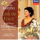 Cecilia Bartoli - Live in Italy