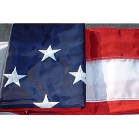 5' x 8' Nylon American (US) Flag
