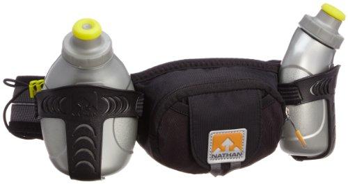 Nathan Trail Mix Hydration Belt, Black