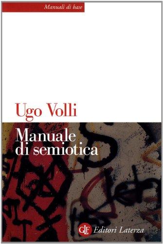 Manuale di semiotica PDF