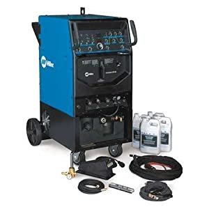 TIG Welder, Syncrowave 250DX, 230/575VAC by MILLER ELECTRIC