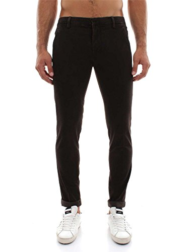 DONDUP GAUBERT UP235 CS049U 759 PANTALONE Uomo 759 35