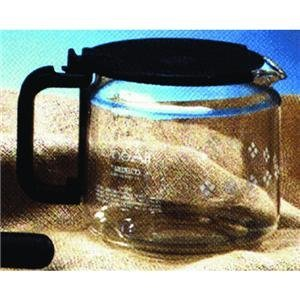 Medelco Inc 12C Repl Glass Carafe Gl212bk Coffee Maker Replacement Carafes & Decanters