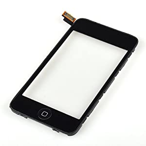 Digitizer Screen and Frame Assembly for iPod Touch 2nd Generation