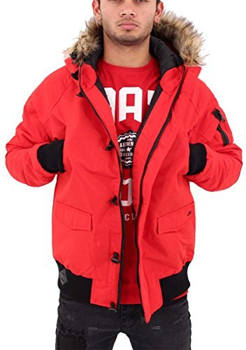 big-dawg-special-mens-d-rock-short-parka-puffer-padded-hooded-winter-jacket-hooper-s-red