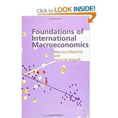 Foundations of International Macroeconomics (9780262150477)