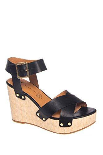 Teeny High Wedge Platform Sandal