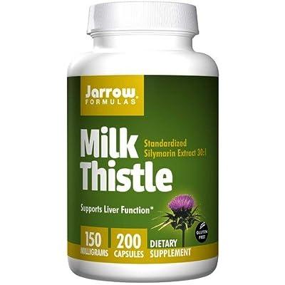 Jarrow Formulas Milk Thistle 150 mg Caps