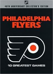 NHL - Philadelphia Flyers 10 Greatest Games Set