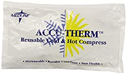 Accu-Therm Hot and Cold Reusable Gel Packs, 5 x 10 in. Size, Pack/2