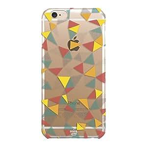 Triangular story iPhone 6 Plus/6s Plus Clear Case