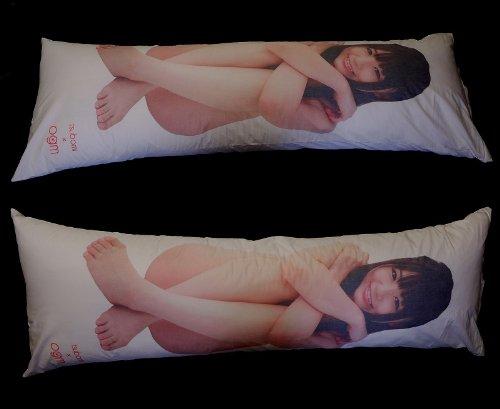 AV女優つぼみ 抱き枕 ビキニ膝抱き 画像 50cm×150cm (OGM-DM01)