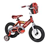12 Huffy Disney Cars Boys' Bike with Tool Kit