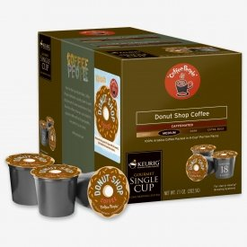 24 K Cups of Coffee People's Donut Shop Blend Coffee