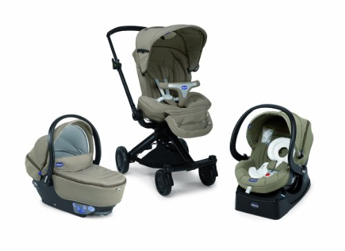 Chicco Trio System I-Move Top Sand front-960264