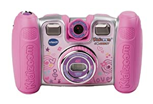 VTech 80-140854 - Kidizoom Connect Digitalkamera, pink