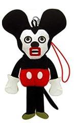 ディズニーキュービックマウス 指人形ストラップ ミッキー