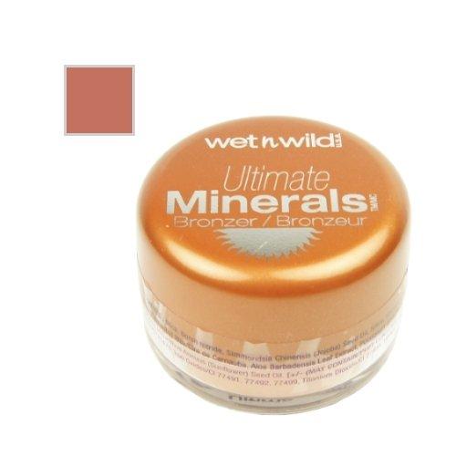 ウェットアンドワイルド Ultimate Minerals Bronzer Ginger Glow