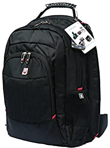 "15.6 "" Laptop Computer Backpack Hand Luggage Shoulder Cabin Bag Rucksack (Backpack)"