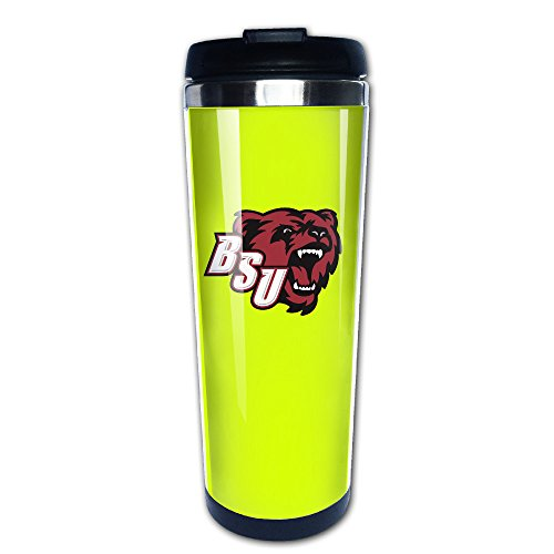 Bridgewater State Bears Logo Double Walled Travel Tumbler (Espresso Chalkboard Tumbler compare prices)