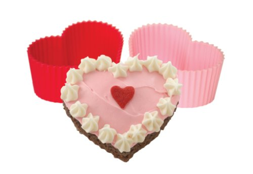 valentine's day cupcake recipes - valentine's day cupcake molds