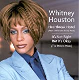 echange, troc Whitney Houston - Heartbreak Hotel / It'S Not Right But It'S Okay 9 Titres