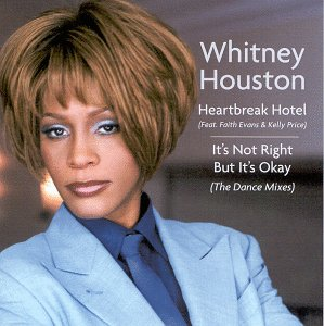Whitney Houston - Heartbreak Hotel-It