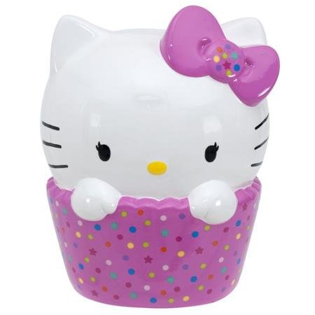 Hello Kitty in Cupcake Wrapper Bank - 1