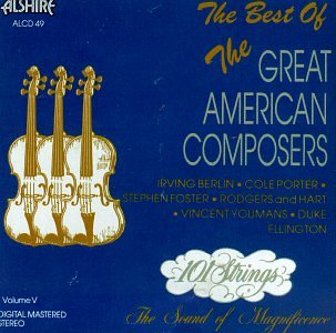 101 Strings - Great American Composers - Zortam Music