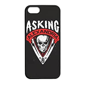 Amazon.com: CASECOCO(TM) Asking Alexandria Series Black Case&Cover for