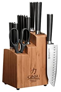 Ginsu Chikara Series 07112  12 Piece Cutlery Set