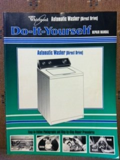 Whirlpool Automatic Washer (Direct Drive) Do-It-Yourself Repair Manual front-334845