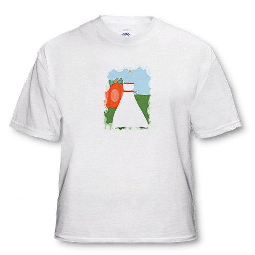 Princess Wedding Dress and Pumpkin Carriage - Adult T-Shirt 2XL