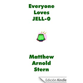 Everyone Loves JELL-O (English Edition)