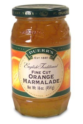 Duerrs English Traditional Fine Cut Marmalade - 16oz