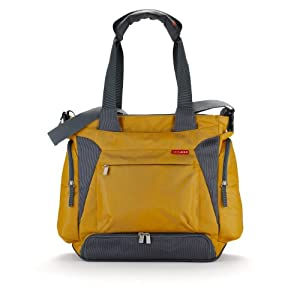 Skip Hop Bento Diaper Tote Bag, Golden Rod
